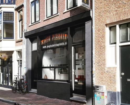 Pand Magic Piercing Studio Utrecht